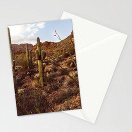 Saguaro Garden Stationery Cards
