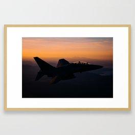 Master I Framed Art Print
