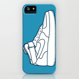 #13 Nike Airforce 1 iPhone Case