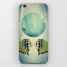 Planet Uranus iPhone Skin