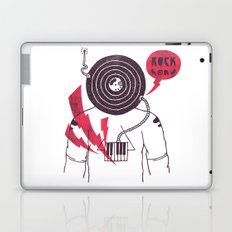 The Vinyl Frontier Laptop & iPad Skin
