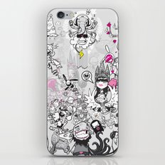 Pantheon iPhone & iPod Skin