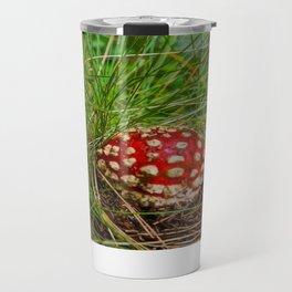 Fliegenpilz Travel Mug