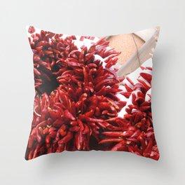 santa fe, nm Throw Pillow