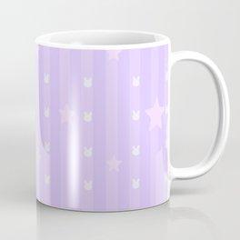 Kawaii Purple Coffee Mug