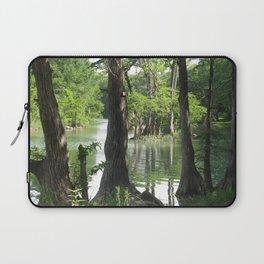 Waterside Trees Laptop Sleeve