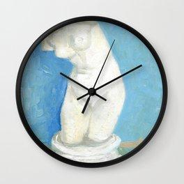 Vincent van Gogh Torso of Venus Wall Clock