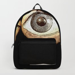 Three Eyes Watching You, Eyeballs Backpack