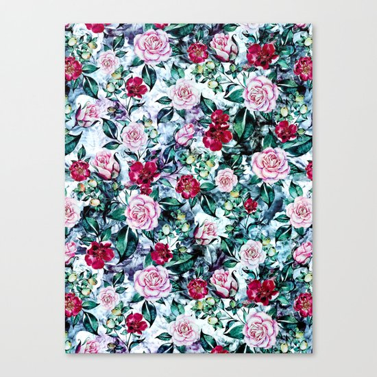 Beautiful Garden IV Canvas Print