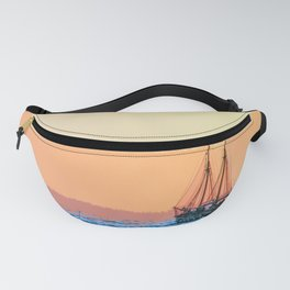 Sailing Takes Me Away Fanny Pack