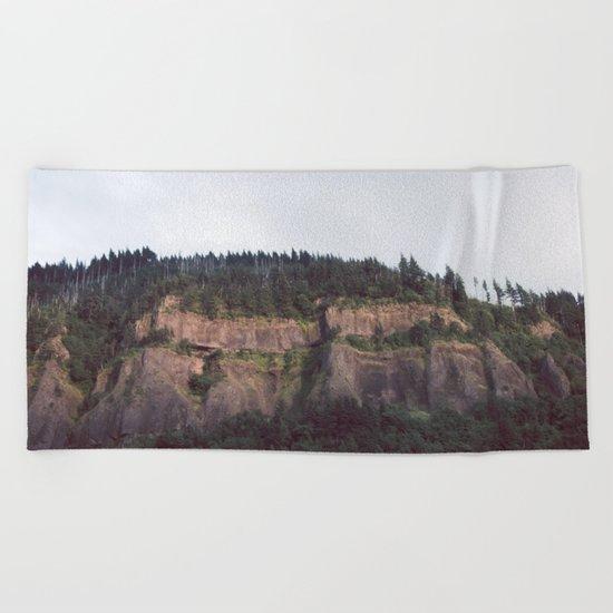 The Climb Beach Towel