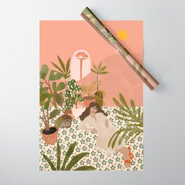 Bohemian Life Wrapping Paper