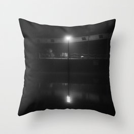 Reflection - photo series Throw Pillow