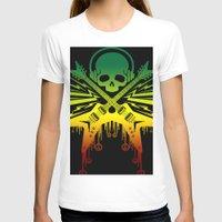 punk rock T-shirts featuring punk rock  by jhun21