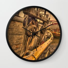 Rigging Wall Clock