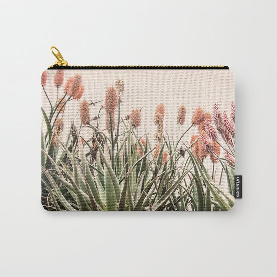 Cactus Blooms 2 Carry-All Pouch