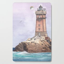 La Vieille Lighthouse Cutting Board