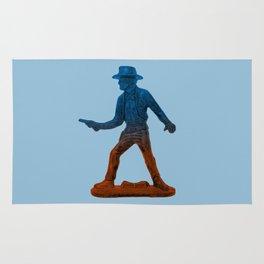 Toy Cowboy Rug