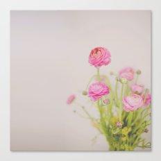 . florets . Canvas Print