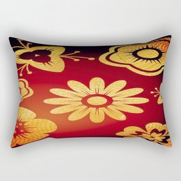 Mi Flor Rectangular Pillow