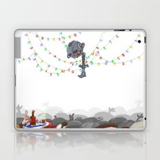 There are CHRISTMAS strings on me... Laptop & iPad Skin