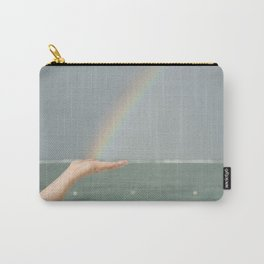 Rainbow Hand Carry-All Pouch