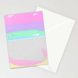 Beach Heaven Stationery Cards