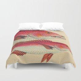 Fish Classic Designs 7 Duvet Cover