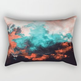 Painted Clouds VII (Phoenix) Rectangular Pillow