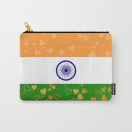 Love India-458 Carry-All Pouch