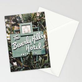 The Beverly Hills Hotel - Vertical Stationery Cards
