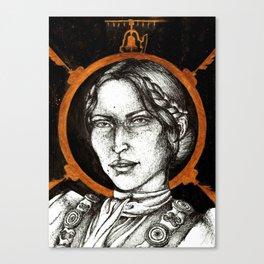 Ladies of Dragon Age: Josephine Canvas Print