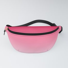 Red Light Ombre Fanny Pack
