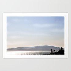 Acadia Atmosphere - Downeast Maine Art Print