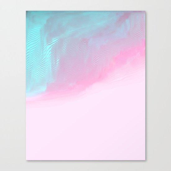 Cotton Mind Canvas Print