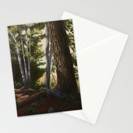Woodland Light Stationery Cards