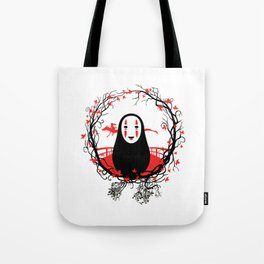 Mononoke Mask Tote Bag