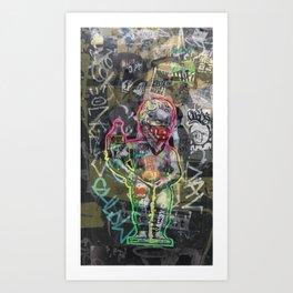 NYCRAW4 Art Print