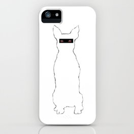 El Cadejo iPhone Case