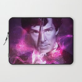 His Last Bow Laptop Sleeve