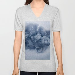 Volcanic Ash Unisex V-Neck