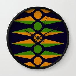 Rotational Symmetry Wall Clock