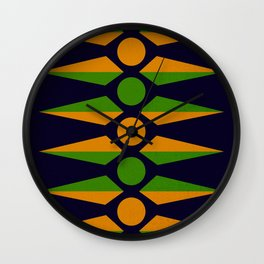 Rotational Symmetry Wall Clock
