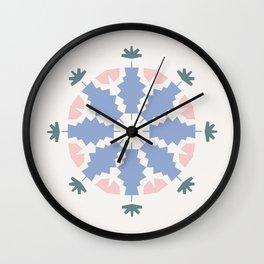 Spring Nature 2016 Wall Clock