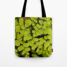 Maidenhair Fern Tote Bag