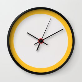 Awake Study 1 Wall Clock