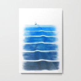 SEA TRIP Metal Print
