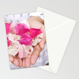 Pedal Fingers Stationery Cards