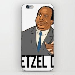 Pretzel day Stanley iPhone Skin