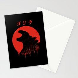 Kaiju Regeneration Stationery Cards